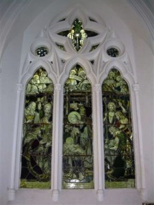 The Puxley Chapel Window