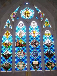 The West Window - the story of the parish