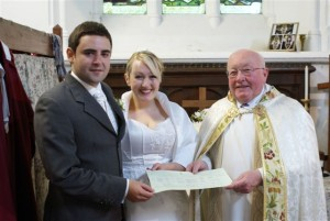 Marriage at St Twrog's