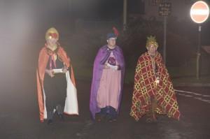 027 The three kings