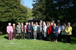 Visit to the Canonry